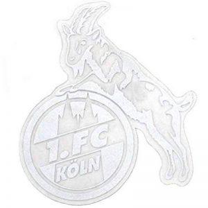 """'1. FC Köln autocollants Transparent Petit format–Plus GRATUIT Marque-page I Love Cologne """" de la marque Unbekannt image 0 produit"""