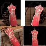 1 PCS Costume antique chinois Marque-page en laiton avec sangle à nouer - 25 de la marque Alien Storehouse image 1 produit