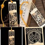 1 PCS Panda mignon Marque-page en laiton avec sangle à nouer - 43 de la marque Alien Storehouse image 1 produit