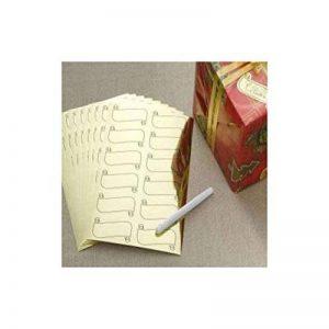 108 étiquettes Cadeau Dorées + Feutre de la marque Fee Dodo image 0 produit