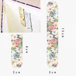 18 Pièces Mini Magnet Signet Papier Clips Magnétique Autocollants Cadeaux, Fleurs De Printemps de la marque Blancho image 1 produit