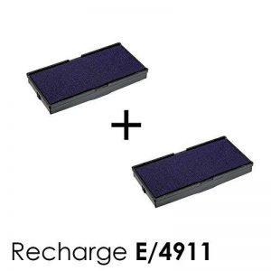 2 Cassette d'encre E/4911 recharge pour tampon TRODAT Printy Noir de la marque Générique image 0 produit