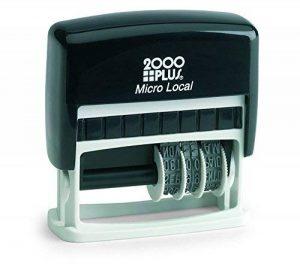 2000Plus Micro Local Dateur Black Pad de la marque 2000 PLUS image 0 produit