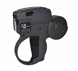 22 x 12 | E8 etiqueteuse prix avec 7,000 etiquettes & 2 x encre de rechange (Price Gun Kit) de la marque Swift image 0 produit