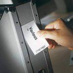 3L Porte-étiquettes auto-adhésif en polypropylène avec insert imprimables Cartes 35x 75mm Réf 10321[Lot de 48] de la marque 3L image 1 produit