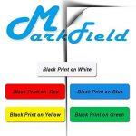 5 x Ruban Adhésif, étiquette en Papier LetraTag 91200 91202 91203 91204 91205 Etiquette en Plastique, Compatible avec Dymo LetraTag LT-100H LT-100T Plus 2000 QX50 XR XM 12mm x 4m de la marque MarkField image 1 produit