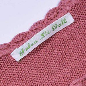 72 x Étiquettes Pour Vêtements Personnalisées École Et Rentrée | Étiquettes Vêtements À Coudre | Noms Tissés Vintage de la marque Etiquette Tissées image 0 produit