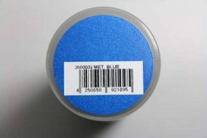 Absima Aqua Color Couleur bleu métal 150 ml Code couleur de la marque ABSIMA image 0 produit