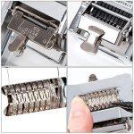 Aibecy Tampon encreur Machine à numéroter automatique 12 chiffres en acier inoxydable de la marque Aibecy image 1 produit