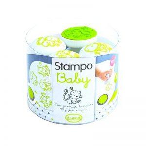 Aladine - 3801 - Loisir Créatif - Stampo Baby - Animaux Familiers de la marque Aladine image 0 produit