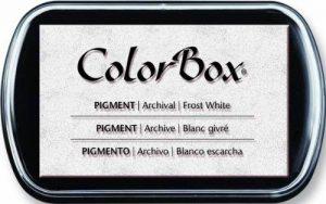 Artemio ColorBox - 223784 - Pigment Blanc givré de la marque Artemio image 0 produit