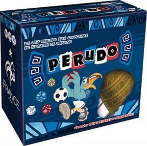 Asmodee Jeux de Société - Perudo Foot, PEFT01FR de la marque Asmodee image 0 produit