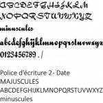 Atelier Mumu Tampon mariage personnalisé, style champêtre, diamètre 3 cm, motif couronne de fleurs, fabrication sur mesure en France de la marque Atelier Mumu image 4 produit