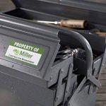 Avery 280 Etiquettes Autocollantes Ultra-Résistantes - 99,1x38,1mm - Impression Laser - Blanc (L7063) de la marque Avery image 2 produit