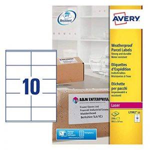 avery chemise TOP 5 image 0 produit