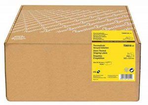 Avery Zweckform td8050–25Étiquettes thermique directe Livraison, 102x 152mm, 2rouleau/950Étiquettes Blanc de la marque Avery image 0 produit