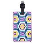 Aveson Lot de 5coloré en PVC, étiquettes d'bagages de voyage carte d'identité support étiquette Bagage Valise à imprimer, multicolore de la marque AVESON image 4 produit
