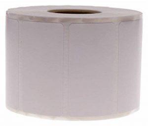 Cablematic PN20071610020174196- SD53Rouleau de 1100étiquettes adhésives pour imprimante Transfert Thermique 50,8x 25,4mm Blanc de la marque Cablematic image 0 produit
