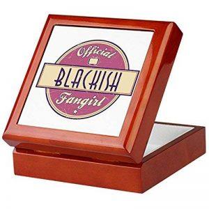 CafePress–officielle Dasyatis Admirateur)–Boîte souvenir, finition en bois dur Boîte à bijoux, EN velours doublé Memento Box de la marque CafePress image 0 produit