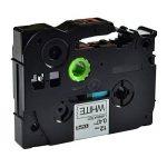 Caidi Premium 10x Cassette Ruban laminé Tape Cassette pour tZ Tape 231TZ231tZE231TZe-231TZe 231tZ 231TZ-23112mm Noir sur Blanc pour Brother P-Touch 100010101080109012001200P 1230PC 125012801290175018001850200220240024502460247024 image 2 produit
