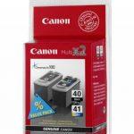 Canon - PG-40 & CL-41 - Cartouche d'Encre - Multicolore de la marque Canon image 1 produit