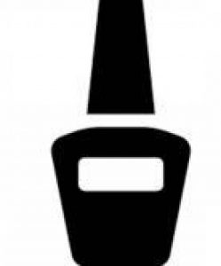 Carte Fidélité Tampon encreur–Ongles de la marque Athena Stamps Ltd image 0 produit