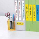 Casio Ruban adhésif pour étiqueteuse électronique Noir sur jaune 12 mm (Import Royaume Uni) de la marque Casio image 2 produit