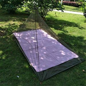 CFtrum Pyramide Moustiquaire Lit de Camping de Voyage (Lit Simple) de la marque CFtrum image 0 produit