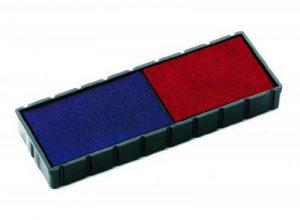 Colop 3101162302 Lot de 2 tampons encreur pour S 120/WD (Rouge/bleu) (Import Allemagne) de la marque Colop image 0 produit