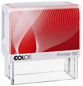 Colop 50N-GS Printer 50pour max. 7lignes, 30x 69mm de la marque Colop image 0 produit