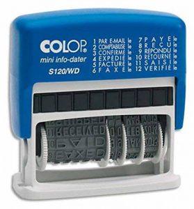 Colop Dateur multiformules 12 formules à encrage automatique de la marque Colop image 0 produit