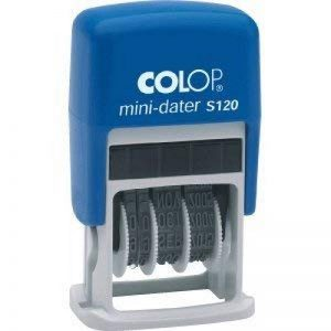 Colop printer 50 tampon dateur miniDater s120 de la marque Colop image 0 produit