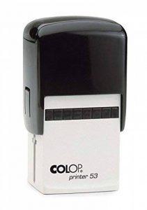 Colop Tampon 102850texte Printer 53, de 7lignes, configurable de la marque Colop image 0 produit