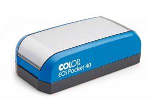 Colop Tampon encreur EOS portable poche Tampon 40x 2,3x 5.9cm (W x H) Flash Tampon de la marque Colop image 0 produit