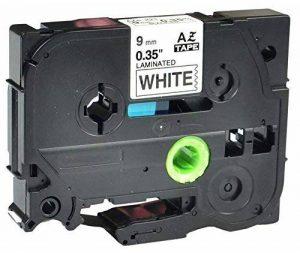 Compatibles Brother Feuilleté Adhésif Étiquettes Cassette à bande AZe-221 de la marque Swift image 0 produit