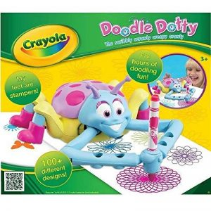 Crayola - 10663.4300 - Kit de Loisir Créatif - Dotty l'Artiste de la marque Crayola image 0 produit