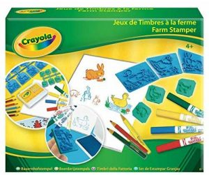 Crayola - Loisir Créatif - Jeux de timbres de la marque Crayola image 0 produit