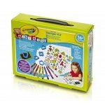 Crayola Mini Kids 81-1359-E-000 - Mon 1Er Kit de Tampons de la marque Crayola Mini Kids image 1 produit