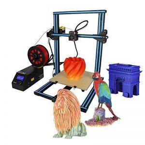 Creality Imprimante 3d cr-10s Support Industrielle à Haute Précision, Multi Filament de Grandes Dimensions 300 * 300 * 400 mm avec Pla Filament/8G SD Card/Tool de la marque Creality image 0 produit