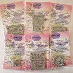 De Mariage personnalisé Stamp–Plume flèche Save the Date de la marque Fairydust image 1 produit