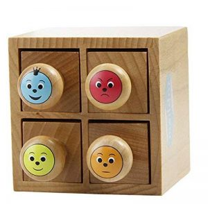 Decopatch Maildor Appreciation Boîte avec 4tampons encreurs en bois Multicolore de la marque Decopatch image 0 produit