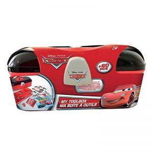 Disney Cars Boîte à outils de coloriage, Chevalet de voyage, de la marque Cars image 0 produit