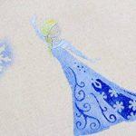 Disney La Reine des neiges Elsa Die de Visage et Tampon, Argent de la marque Disney image 4 produit