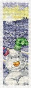DMC chien de neige marque-Page 16 Kit point de croix compté Multicolore de la marque DMC image 0 produit