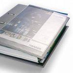 Durable 809619 Pocketfix Pochette Plastique Adhésive pour Document A4 Ouverture Par le Haut - Format Pochette 302 x 216 mm Boîte de 25 de la marque Durable image 1 produit