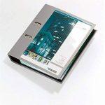 Durable 809619 Pocketfix Pochette Plastique Adhésive pour Document A4 Ouverture Par le Haut - Format Pochette 302 x 216 mm Boîte de 25 de la marque Durable image 3 produit