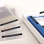 Dymo D1 Étiquettes Standard 12 mm x 7 m - Blanc sur Noir de la marque DYMO image 3 produit