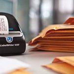 Dymo S0722370 Label Writer Etiquettes d'Adresse Autocollantes, 28mm x 89mm, Blanc, 2 Rouleaux de130 de la marque DYMO image 3 produit