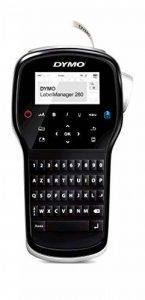 Dymo - S0968950 LabelManager 280 Etiqueteuse de Bureau Portable Clavier - Azerty de la marque DYMO image 0 produit