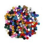 Esnow 180 pièces Perles de cire réticentes réticulaires avec 1 pièce de cire en fusion et 2 pièces Bougies 10 couleurs de la marque Esnow image 3 produit